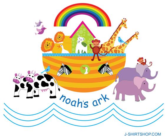 Noah's Ark j-shirtshop